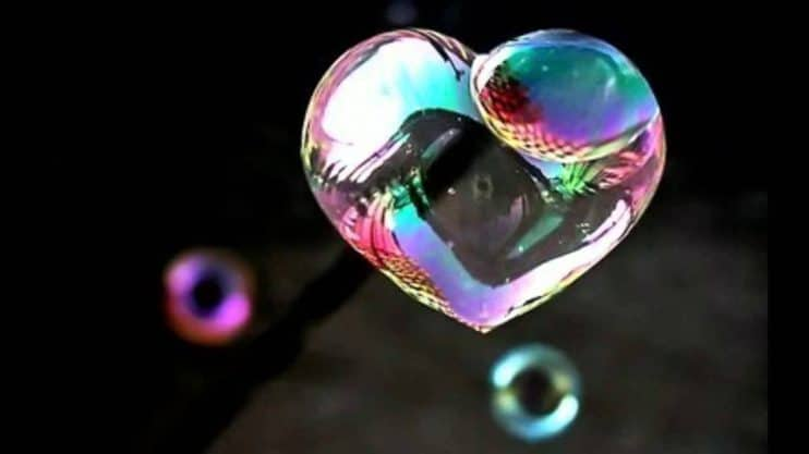 "Twin Flame ""Bubble Love"" - True Sacred Union"
