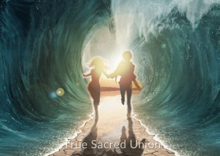 Into Sacred Union - The Exodus Out of Twin Flame Land