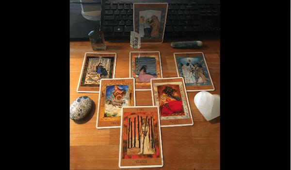 divine masculine tarot reading